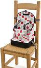 Polar Gear 5 POINT HARNESS GO TRAVEL BOOSTER SEAT Safety Baby/Toddler - New