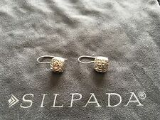 SILPADA BRILLIANT EARRINGS W3280 NWOT DRN
