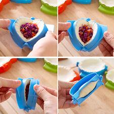 Bequem Dumpling Machen Geräte DIY Jiaozi Form Küchengeräte Küchenwerkzeug KAKI