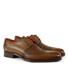 Jeffery West - Bay Mahogany Shoes - Size UK8 - *NEW WITH TAGS* RRP £250