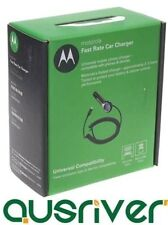 Genuine Motorola P513 Car Charger Micro USB For V8 V9 A1210 A1600 XT300 XT700