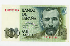 SPAIN           P-158           1000 PESETAS       (1979)      *CHOICE XF+*
