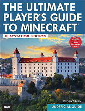 NEW - The Ultimate Player's Guide to Minecraft: Covers Both Playstation 3 and Pl