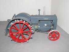 Vintage JI CASE Model L Tractor CUSTOM Handmade Wood Tractor large Detailed NEAT