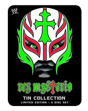 WWE: Rey Mysterio - Tin Collection (Limited Edition) New DVD R4