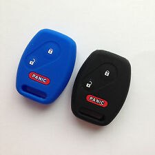 2 New Keyless Remote Fob Key Cover Key Protector for Honda Civic CR-V Fit Pilot