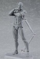 Figma Max Factory Archetype Next he Gray Color Ver Action Figure Japan Import