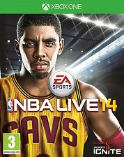 Xbox One Spiel NBA Live 14 2014 Basketball NEUWARE