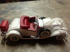 FRANKLIN MINT 1929 CORD L-29 CABRIOLET 1:43 SCALE MODEL