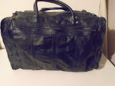 roots OSCAR DE LA RENTA ALL PURPOSE DUFFLE-GYM BAG-OVERNIGHTER   $300USD RTL