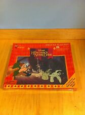 DISNEY HUNCHBACK OF NOTRE DAME COLORFORMS Deluxe PLAY SET SEALED NIB *