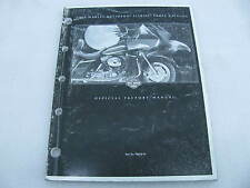 2001 Harley Touring FLTRSE Parts Catalog 99428-01 Road Glide Screamin Eagle