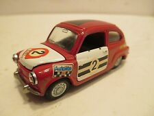 FIAT 600 RACE CAR GOOD CONDITION AUTO PILEN