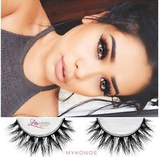Lilly Ghalichi MYKONOS Dupe 100% 3D Mink False Lashes High Quality *Clearances**