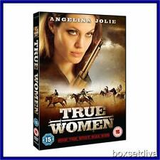 TRUE WOMEN -  Angelina Jolie  &  Dana Delaney  *BRAND NEW DVD*