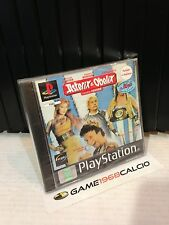 ASTERIX & OBELIX CONTRO CESARE PAL PS1 NUOVO SIGILLATO SEALED PLAYSTATION 1 RARO
