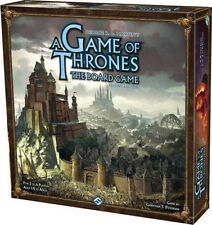 *NEW* GAME OF THRONES HBO TV Show Board Game 2nd Edition - Fantasy Flight Games