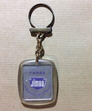 Porte Clé Keyring Épicerie Cafés Jimbo La Marque De Qualité
