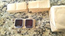 RARE VINTAGE 1970S DIGITRON LED OCTAGON WATCH CASES NEW OLD STOCK