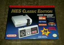 NEW Nintendo NES Classic Edition Mini *715* Games, Modded with Reset and Turbo