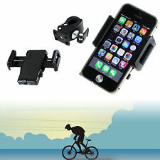 iPhone Cell Phone GPS Motorcycle Handlebar MTB Bike Bicycle Holder Mount Case