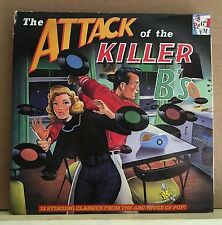 VARIOUS The Attack Of The Killer B's 1989 UK Vinyl  LP  EXCELLENT CONDITION