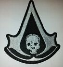 Assassins Creed embroidered patch
