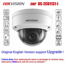 Hikvision English DS-2CD1131-I 3MP POE IP67 IR Network Dome Camera 2132-i 2.8mm