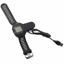 USB Charging Clip Charger Cable Code for Garmin Forerunner 405CX 405 910XT 310XT