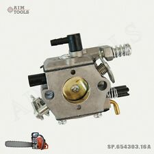 SP65430316A Petrol Chainsaw Spare Parts Carburetor Fits Silverline 4500 5200