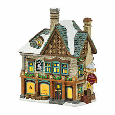Department 56 Dickens Village - THE SWAN & TRUMPET - NIB MIDYEAR 2016 FREE SHIP