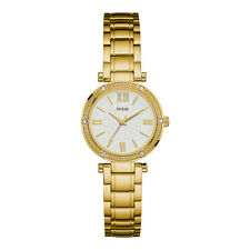 Guess Donna Orologio Watch Woman Uhr Acciaio Oro Gold W0767L2 Park Ave South New