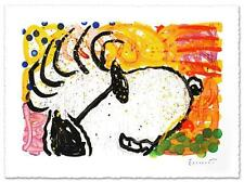 """POP STAR (SNOOPY)"" by TOM EVERHART LIMITED EDITION LITHOGRAPH - FREE SHIPPING!"