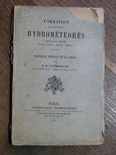J.-R. Plumandon THÉORIE DE LA GRÊLE  1900  Observatoire du puy de Dôme