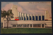 1933 Inter Exposition A Century of Progress Chicago Illinois Post Card 111