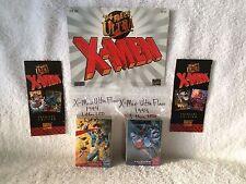 Fleer Ultra X-Men COMPLETE BASE Set of 150 Cards (Marvel 1194) NM/MT
