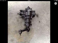 power steering box mitsubishi pajero 91-99