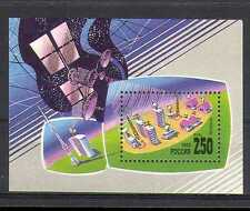 Russia 1993 Space/Satellite/Radio Station 1v m/s n23857