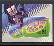 Rusia 1993 espacio/Satélite/radio station 1v m/s n23857