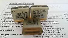 WIMA MP3-X2 330nF 250VAC metallized paper capacitor class X2 - MPX20W3330FJ00MSS