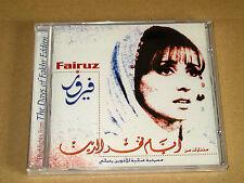 CD Fairuz Highlights from the Days of Fakhr Eddeen VDL 691