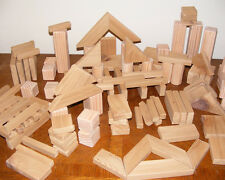 Custom toy Building Blocks - Made in USA (Order by the piece and build your set)