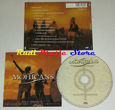 CD MOHICANS music inspired by the deep spirit of native americans lp mc vhs dvd