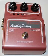 MAXON AD999Pro ANALOG DELAY PRO Effect Pedal, New, Maxon Authorized Dealer