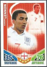 TOPPS MATCH ATTAX WORLD CUP 2010-ENGLAND-AARON LENNON