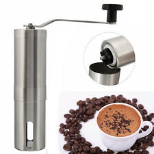 Hot Coffee Bean Grinder Stainless Steel Hand Manual Mill Kitchen Grinding Tool