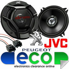 "Peugeot Partner Tepee Outdoor JVC 13 cm 5.25"" 520 Watts 2 Way Rear Door Speakers"