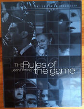 The Rules of the Game (Criterion Collection, DVD, 2004)