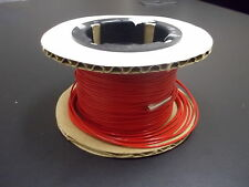ICO RALLY SST-26 RED PTFE TEFLON TUBBING 26AWG,RED ROLL OF APPROX 100FT
