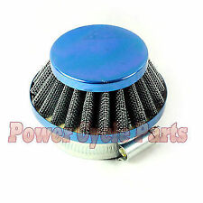 35MM PERFORMANCE AIR FILTER HONDA Z50 CT70 MINI TRAIL MONKEY BIKE PIT BIKE BLUE